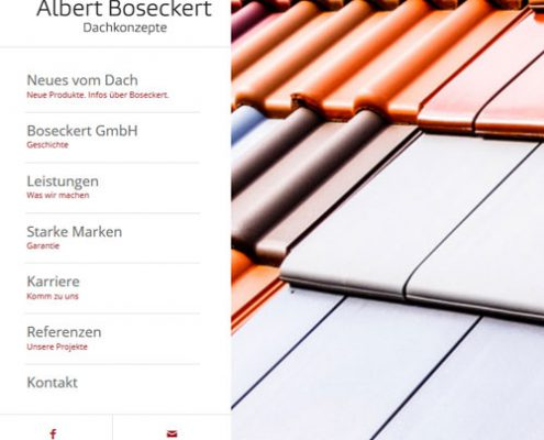 Website Boseckert