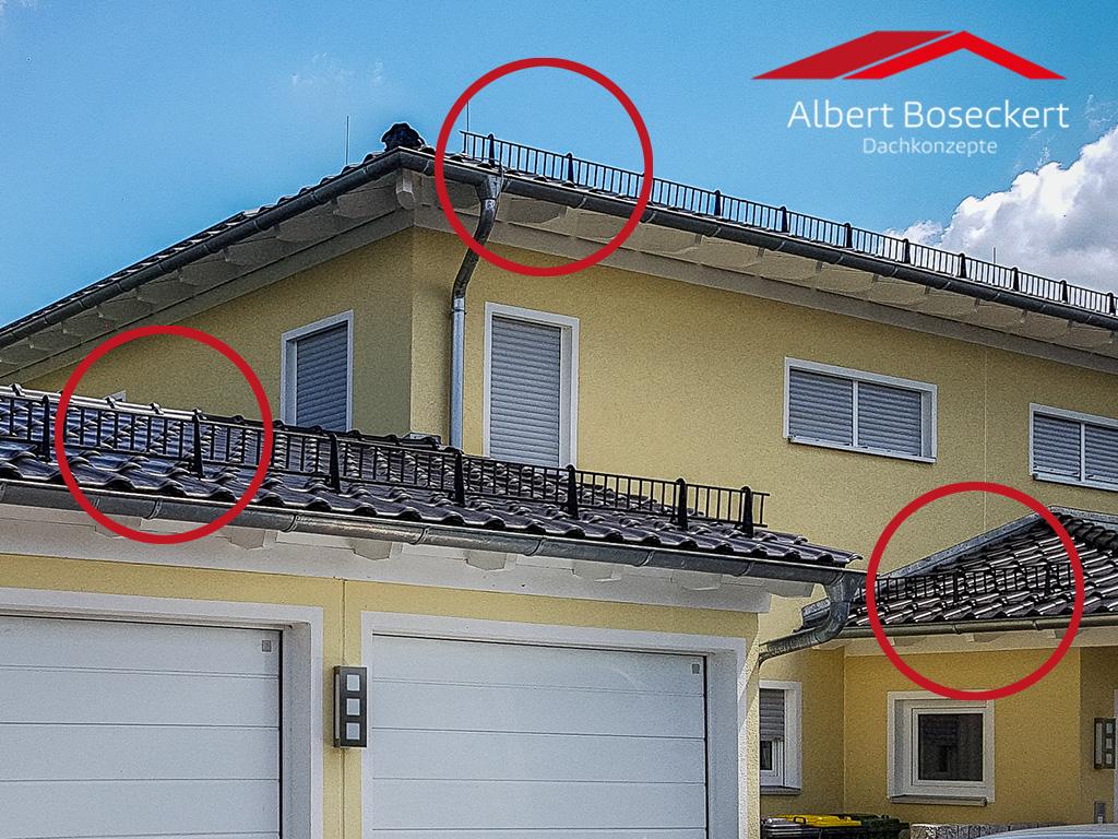 Gut gemocht Schneefanggitter vom Fachbetrieb - Albert Boseckert GmbH aus Coburg KT09
